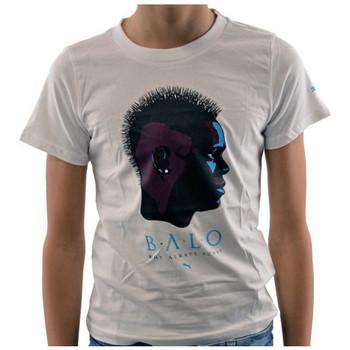 Vêtements Enfant T-shirts manches courtes Puma Balotelli JR T-shirt