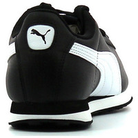 Chaussures Homme Baskets basses Puma Turin Black / White
