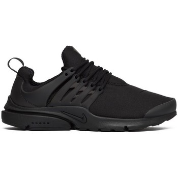 Chaussures Homme Baskets basses Nike Air Presto Essential All Black Noir