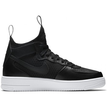 Chaussures Homme Baskets mode Nike Air Force 1 UltraForce Mid - 864014-001 Noir