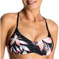 Roxy Haut de maillot Blowing mind floral
