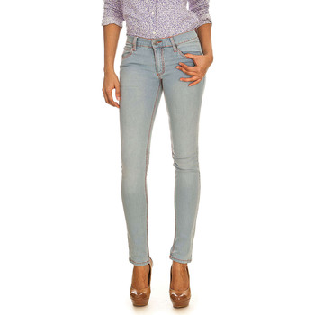 Vêtements Femme Jeans slim Cheap Monday Jeans Tight Slim Bleu Clair Femme Bleu