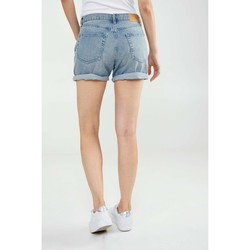 Vêtements Femme Shorts / Bermudas Cheap Monday Short En Jean  Thrift Short Bleu Femme Bleu
