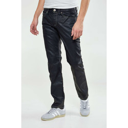 Vêtements Homme Jeans slim Freesoul Jeans  Salon Indy Tech Dial Slim Noir Homme Noir