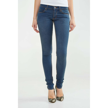Vêtements Femme Jeans slim Cheap Monday Jeans  Narrow Slim Bleu Femme Bleu