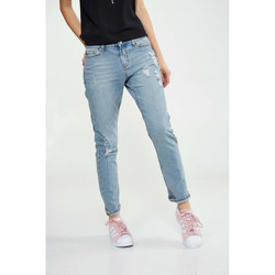Vêtements Femme Jeans Cheap Monday Jeans Thrift Jean Tapered Bleu Femme Bleu