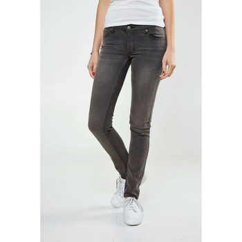 Vêtements Femme Jeans slim Cheap Monday Jeans  Narrow Slim Gris Femme Gris