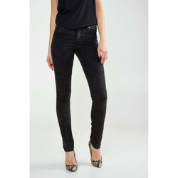 Vêtements Femme Jeans slim Cheap Monday Jeans  Tight Slim Gris Femme Gris