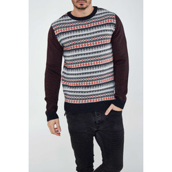Vêtements Homme Pulls Native Youth Pull  Nykn73 Multicolore Homme Multicolor