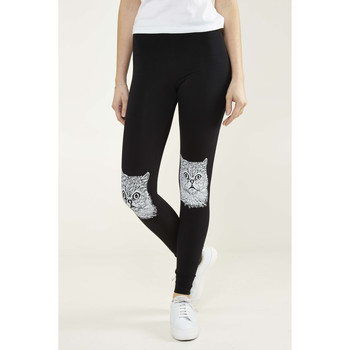 Leggings Wowch Leggings  Cosmo Cat Noir Femme