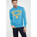 Franklin & Marshall Sweat Shirt A Capuche Franklin&marshall Flmr664s13 Turquoise Hom