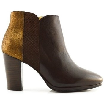 Chaussures Femme Bottines Schmoove PICTURE DELTA marron