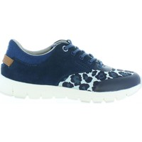 Chaussures Enfant Baskets mode Pepe jeans PGS30211 COVEN BASIC Azul