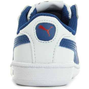 Chaussures Enfant Baskets mode Puma Smash Fun blanc