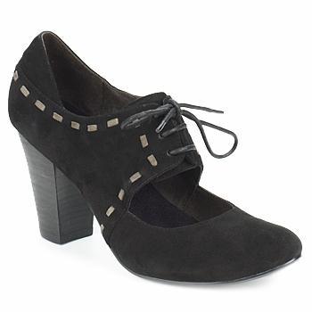 Chaussures Femme Escarpins Sans Interdit ELINE Noir