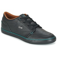Chaussures Homme Baskets basses Lacoste BAYLISS 1 Noir