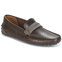 Chaussures Homme Mocassins Lacoste HERRON Marron