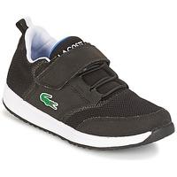 Chaussures Enfant Baskets basses Lacoste L.IGHT Noir / Gris