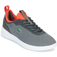 Chaussures Homme Baskets basses Lacoste LT SPIRIT 2.0 Gris / Rouge