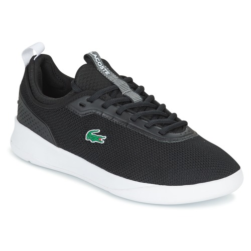 Chaussures Homme Baskets basses Lacoste LT SPIRIT 2.0 Noir / Blanc