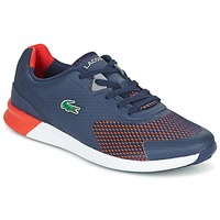 Chaussures Homme Baskets basses Lacoste LTR.01 Marine / Rouge