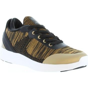 Chaussures Femme Baskets mode Pepe jeans PLS30389 DAKOTA Gold