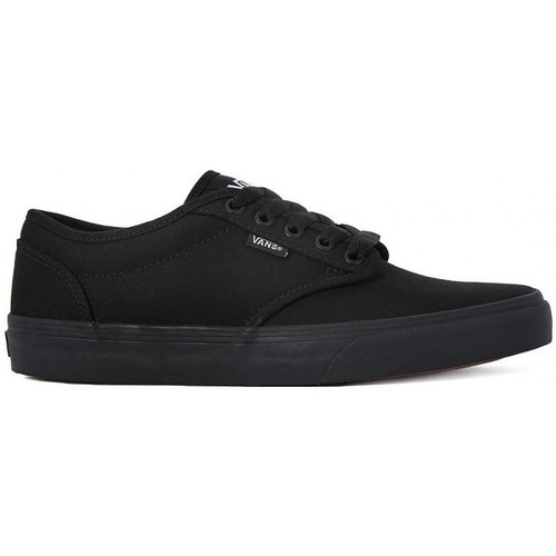 Chaussures Homme Baskets basses Vans ATWOOD CANVAS Nero