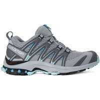 Chaussures Femme Running / trail Salomon XA PRO 3D W Multicolore
