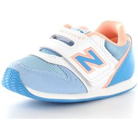 Chaussures Enfant Randonnée New Balance FS996ALI Chaussures de sport Fille Light Blue Light Blue