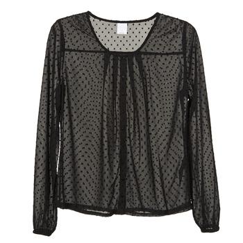 Vêtements Femme Chemises / Chemisiers Vero Moda STORIES Noir