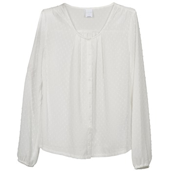 Vêtements Femme Chemises / Chemisiers Vero Moda STORIES Ecru