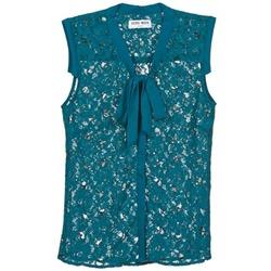 Vêtements Femme Chemises / Chemisiers Vero Moda TINA Bleu