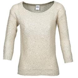 Vêtements Femme Pulls Vero Moda SHINE Beige
