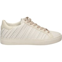 Chaussures Femme Running / trail Crime London BEAT EYELET blanc