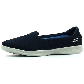 Chaussures Femme Baskets basses Skechers Go Step Lite Origin Navy / Gray
