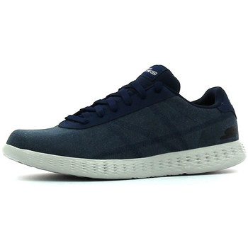 Chaussures Homme Baskets basses Skechers On The Go Glide Navy / Gray