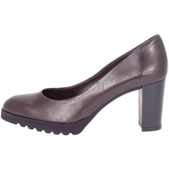 Chaussures Femme Escarpins Paola Ghia 5346 Escarpins Femme Brun foncé Brun foncé