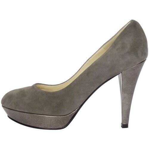Chaussures Femme Escarpins Green Kelly 58 Escarpins Femme gris gris