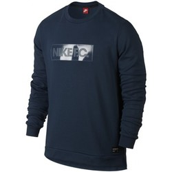 Vêtements Homme Sweats Nike Sweat  Tech Fleece Crew - 831169-464 Bleu