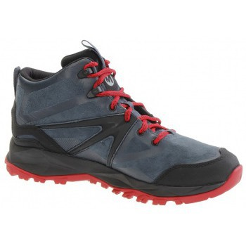 Chaussures Homme Baskets montantes Merrell Capra Bolt Leather Mid WP