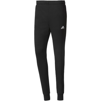 Vêtements Homme Pantalons de survêtement Adidas Athletics Pantalon Essentials French Terry Noir / Blanc