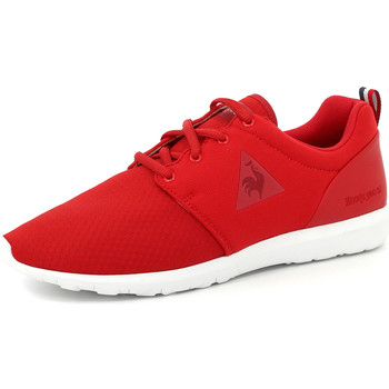 Chaussures Homme Baskets basses Le Coq Sportif DYNACOMF OPEN MESH Chaussures Mode Sneakers Unisex Rouge rouge