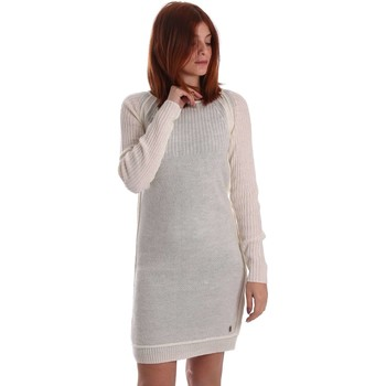 Vêtements Femme Robes courtes Gas 585229 Dress Femmes Blanc Blanc