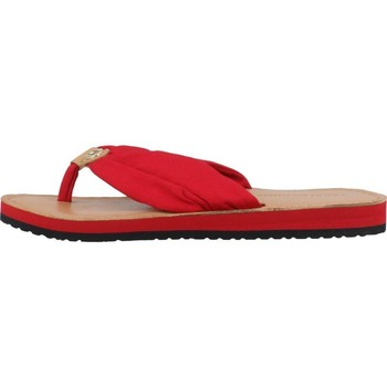Chaussures Femme Tongs Tommy Hilfiger MONICA 14D3 Rouge