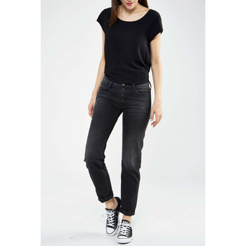 Vêtements Femme Jeans droit Replay Jeans Julicks  Noir Delave Noir