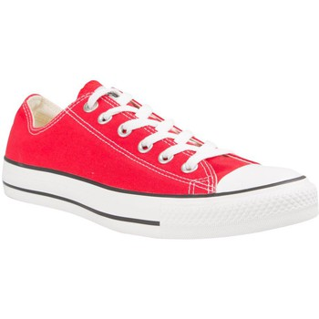 Chaussures Homme Baskets basses Converse All Star Homme Basses  Rouge Rouge