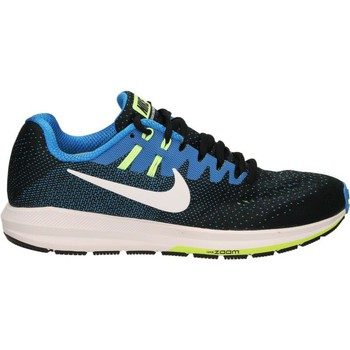 Chaussures Homme Running / trail Nike AIR ZOOM STRUCTURE 20 Noir