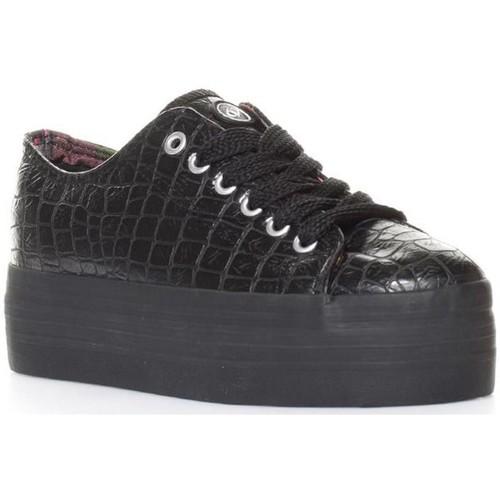 Chaussures Femme Baskets basses Sixty Seven 75070 noir