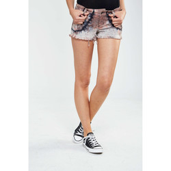Vêtements Femme Shorts / Bermudas Siwy Denim Short Camilla  Gris Gris