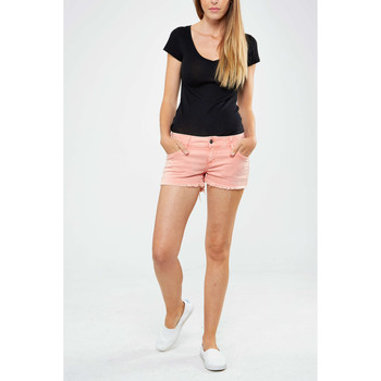 Vêtements Femme Shorts / Bermudas Siwy Denim Short Camilla  Rose Rose